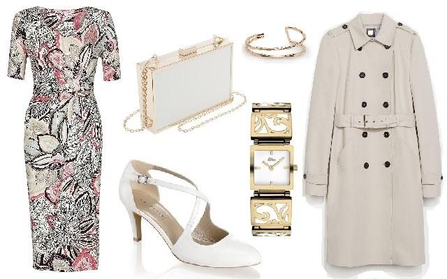 Ruha: Marks & Spencer, cipő: Humanic, óra: s.Oliver, táska: Parfois, kabát: Zara, karkötő: Mango