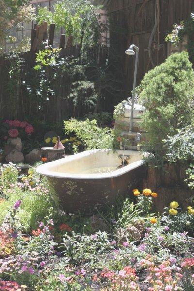 13+1 ötlet kerti zuhanyzóra
