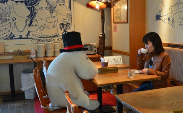 Íme az étterem, ahová nem ciki egyedül beülni