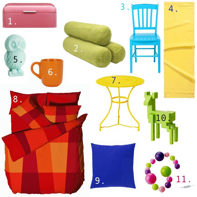 Hogyan vigyünk színt okosan a lakásba?