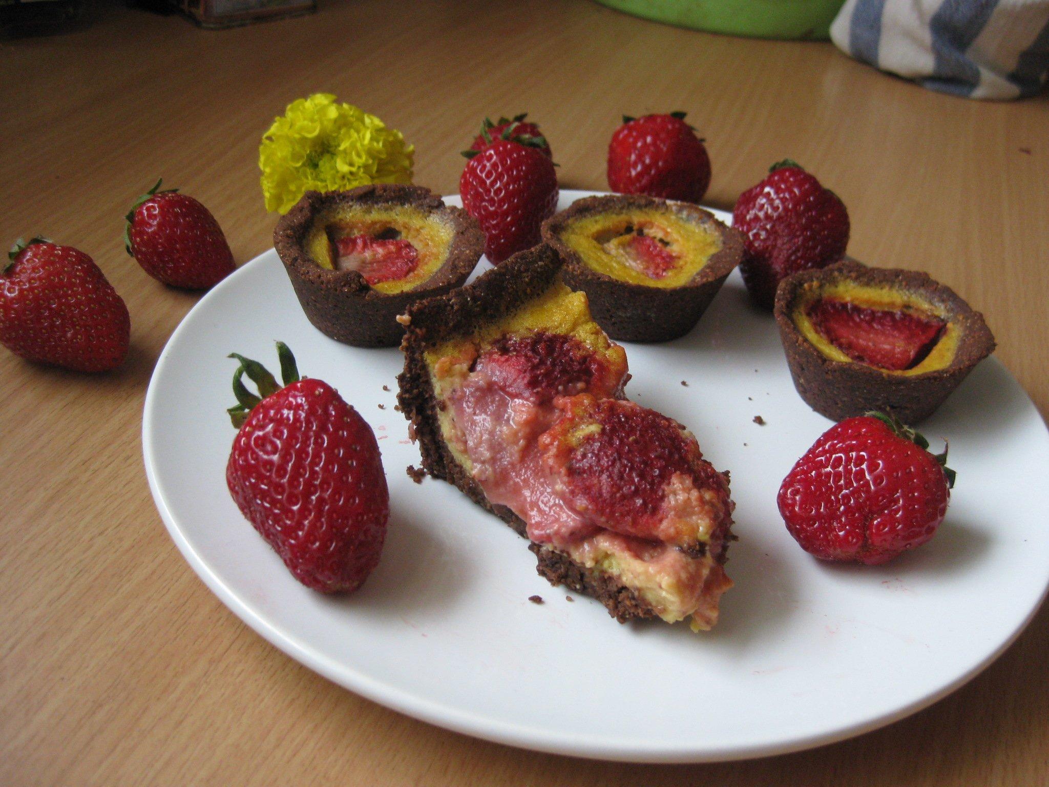 Epres-citromos kosár vagy torta akár gluténmentesen is