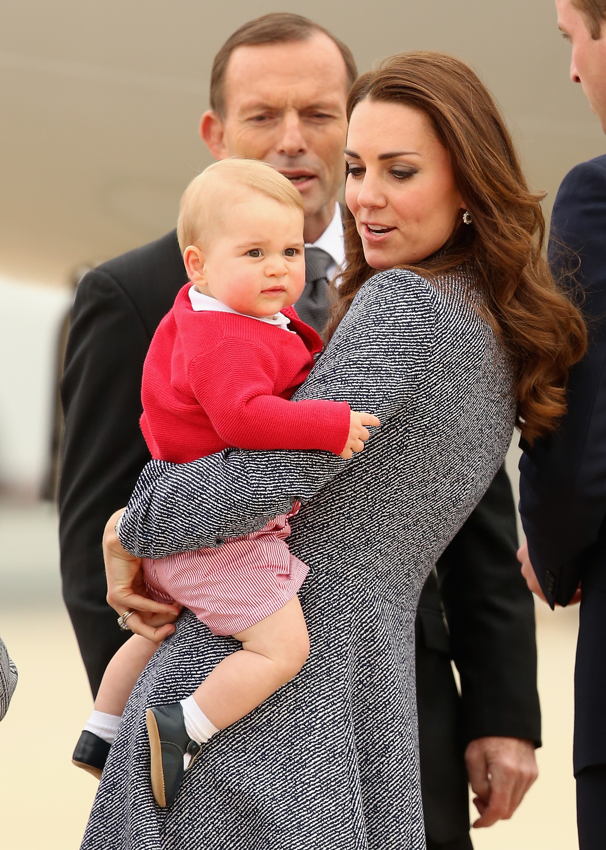 Búcsúzik Katalin hercegné és Vilmos herceg - galéria