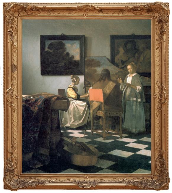 Eltűnt festmények nyomában