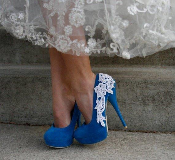 Valami kék az esküvőn - trendi tippek