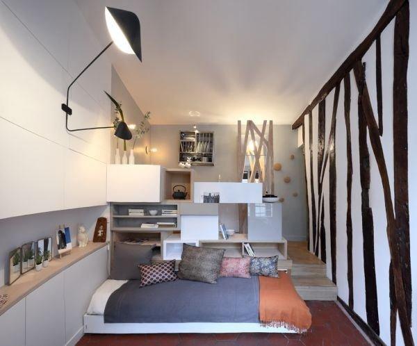Csodás pici lakás 12 négyzetméteren