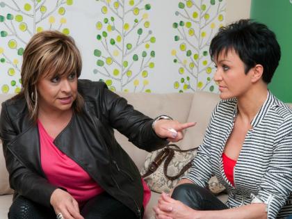 Egymásnak feszült Szulák Andrea és Szandi