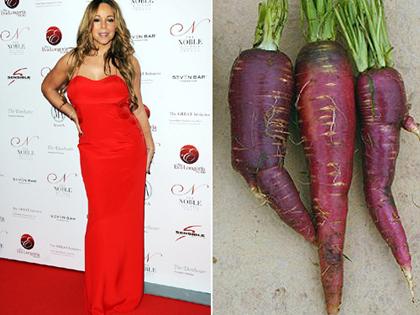 Lila diétával fogyott Mariah Carey