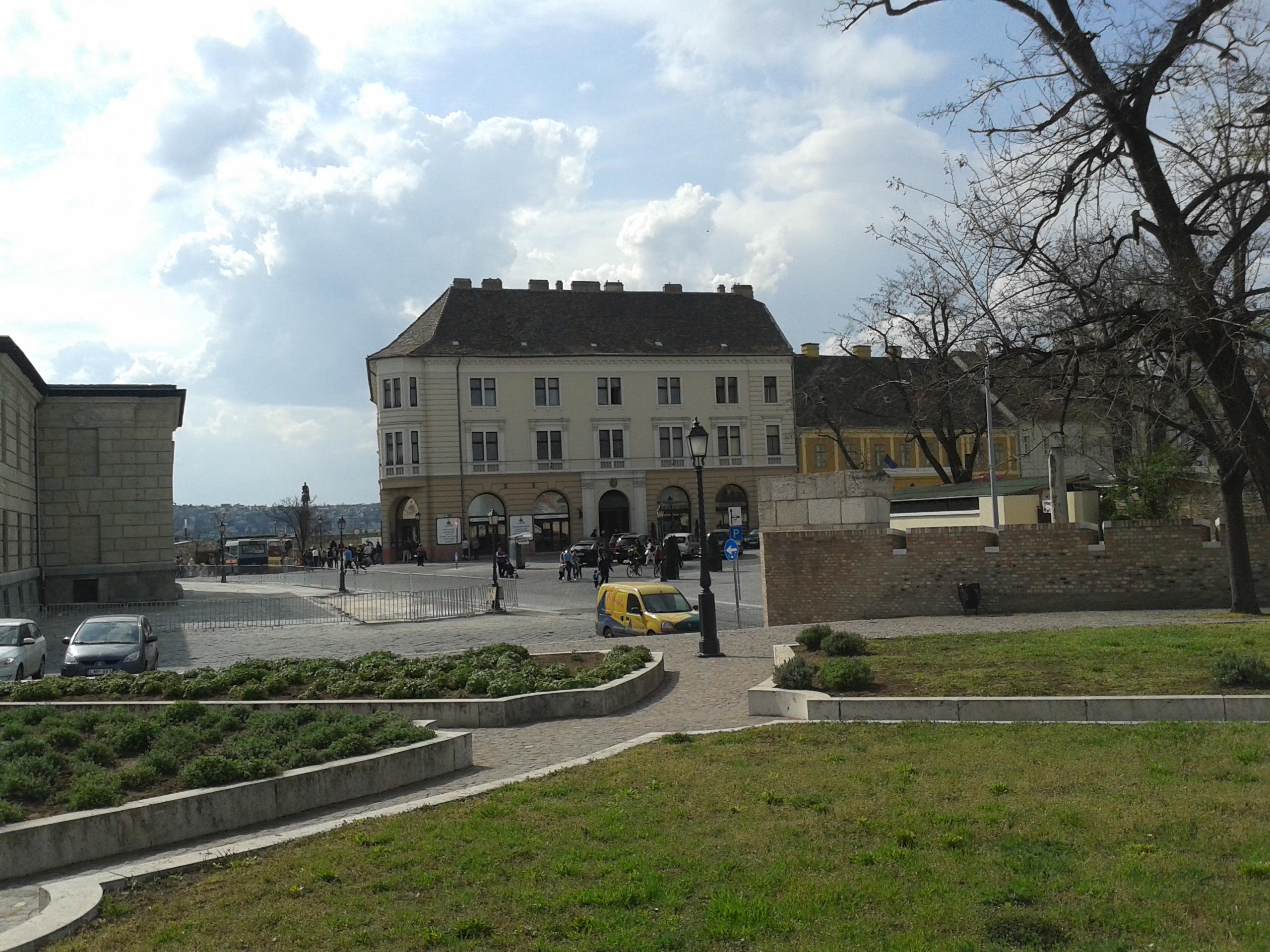 A Vár volt Cseh Tamás egyik legkedvesebb helye Budapesten