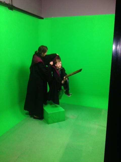 Galéria: A híres Harry Potter stúdióban jártunk