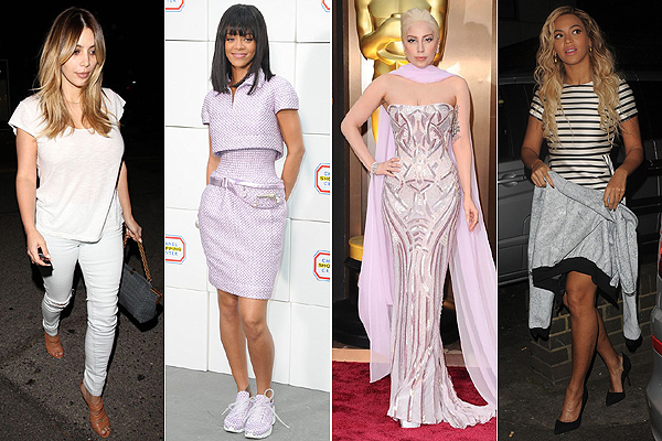 Kim Kardashian, Rihanna, Lady Gaga és Beyoncé - a megszokottnál visszafogottabban
