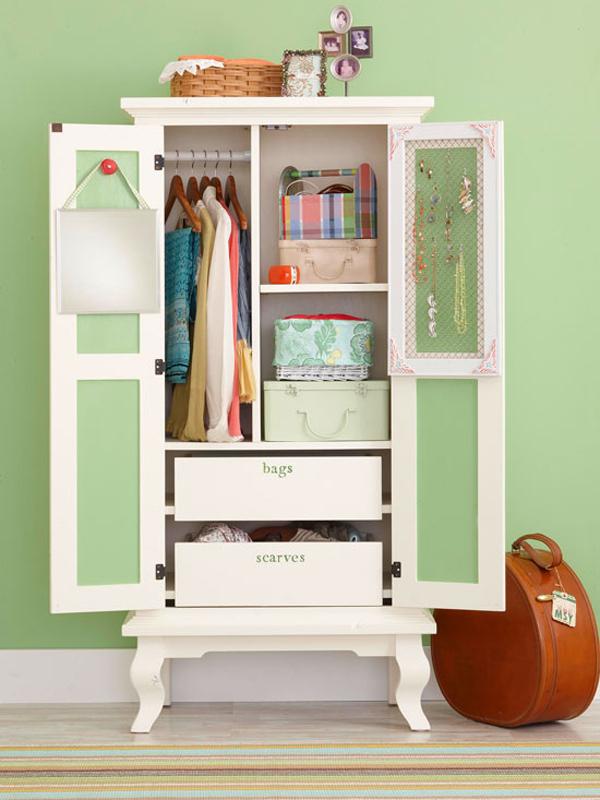 7 egyszerű kérdés: így szedd rendbe a ruhásszekrényed tavasszal!
