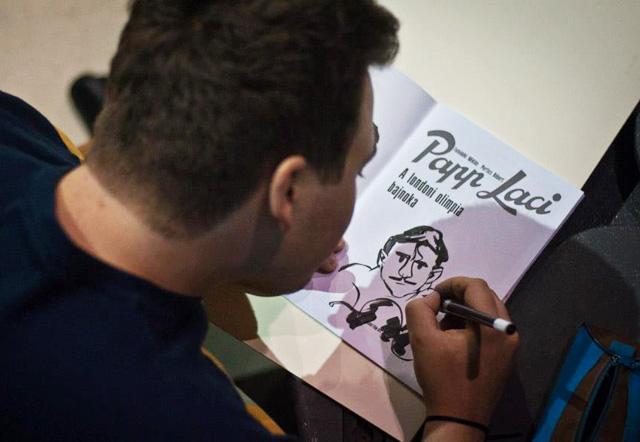 Képregényfesztivál: Korunk Garfieldját és Asterixét kerestük