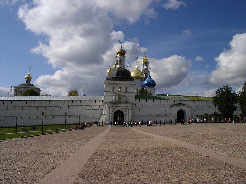 Az Arany Gyűrű Oroszország legkedveltebb útvonala