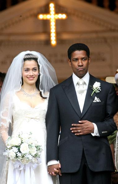 Lymari Nadal és Denzel Washington