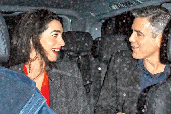 Ki ez a nő, akit eljegyzett George Clooney?