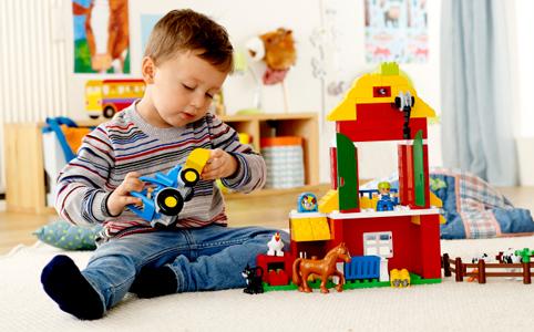 Kreatív fejlesztő játékok a család legapróbb tagjai számára