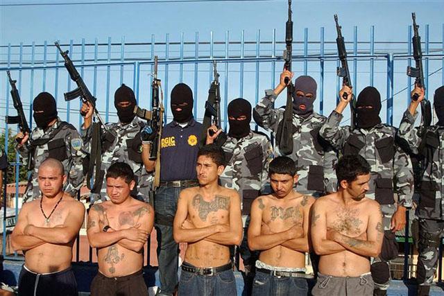 A világ 10 legveszélyesebb bűnbandája