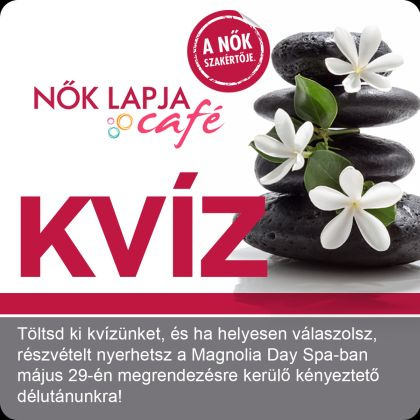 Magnolia Day Spa kvíz
