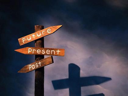 Te a jövőben vagy a múltban élsz?