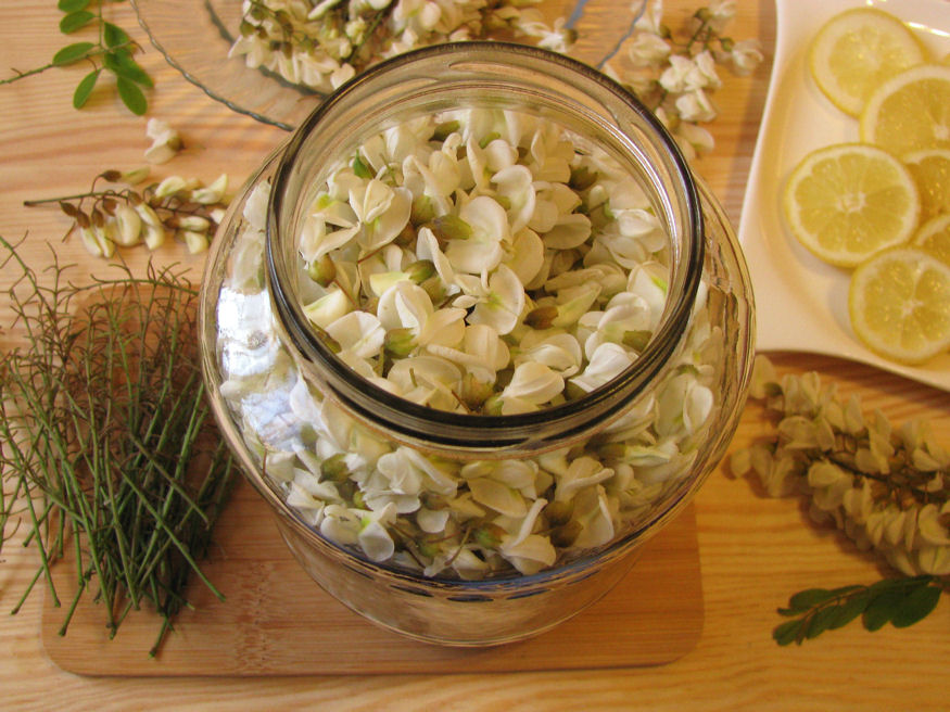 Így főzz felejthetetlen szörpöt az akácfa virágából