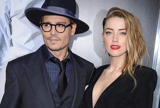 Johnny Depp, akinek a gyerekei jelentik Istent