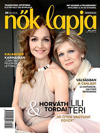 Horváth Lili és Tordai Teri: