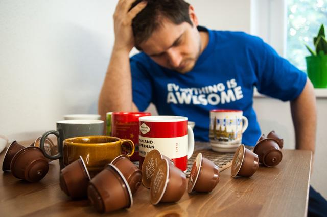 Emberkísérlet: koffein-túladagoltam magam!