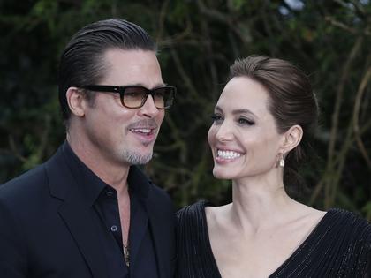 Ilyen lesz Brad Pitt és Angelina Jolie esküvője