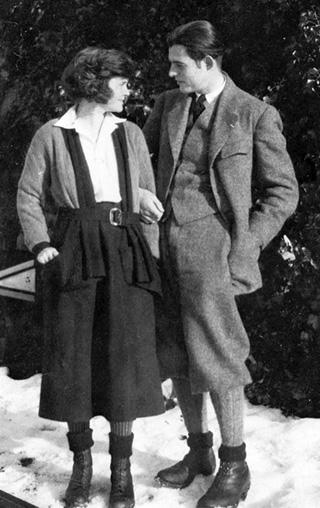 Elizabeth Hadley és Hemingway