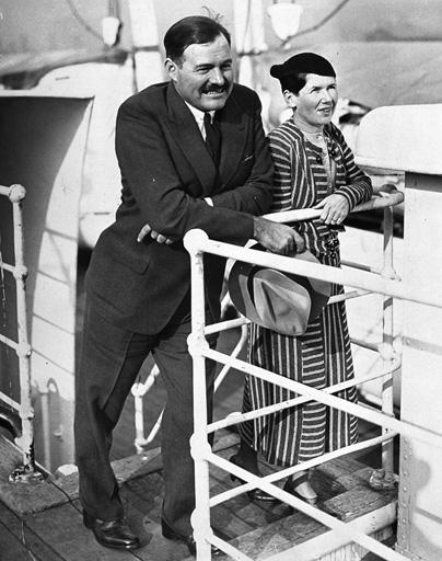 Hemingway és Pauline Pfeiffer