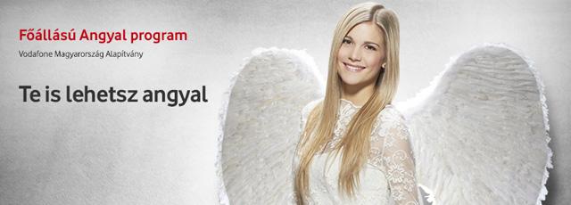 Te is lehetsz Angyal!