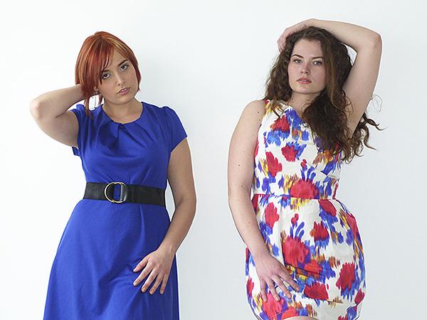 M&Co kék ruha - Angey, Topshop félvállas ruha - Háda