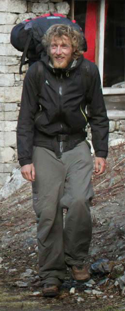 Princzkel Tamás (fotó: 4bakancs)