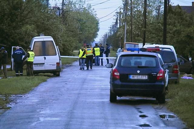 Magyarbánhegyesi vérengzés: szinte mindent elvesztett az ötéves szemtanú