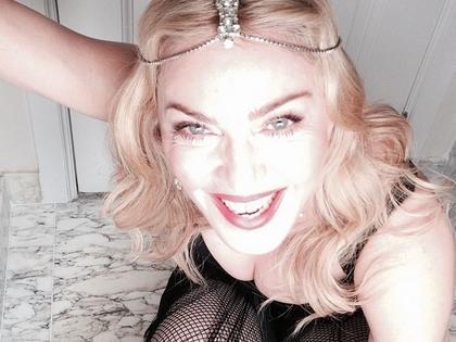 Madonna vetkőzött is, meg nem is