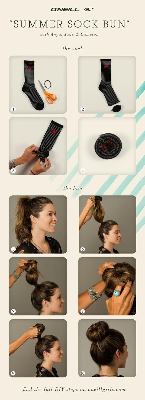 Csináld magad - nyári frizurák – 1. rész