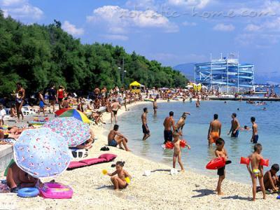 Gyerekbarát tengerpartok Horvátországban