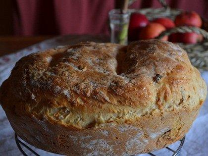 Hagymás házi kenyér