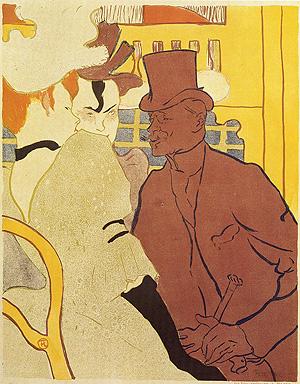 Toulouse – Lautrec világa