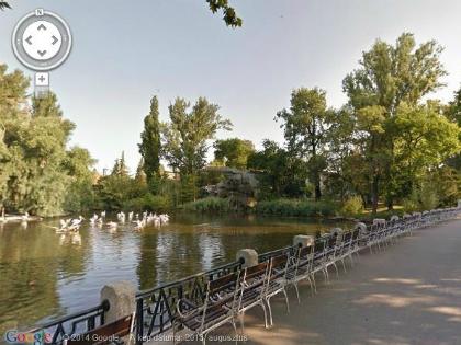Az Állatkert is elérhető a Google Street Viewn-n