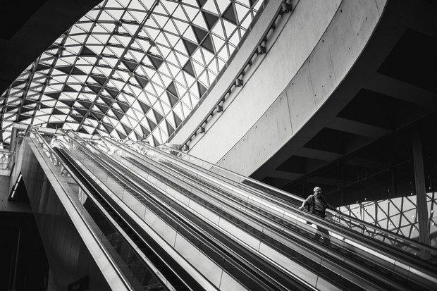 4es metró - a tér körülölel - fotók
