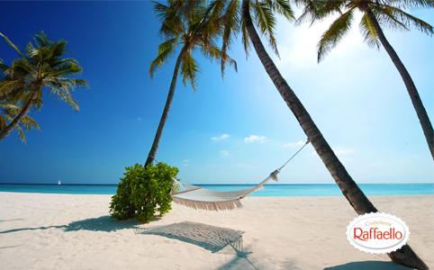 Nyerd meg álmaid nyaralását a Raffaellóval