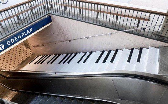 Zongoraépületek a világban