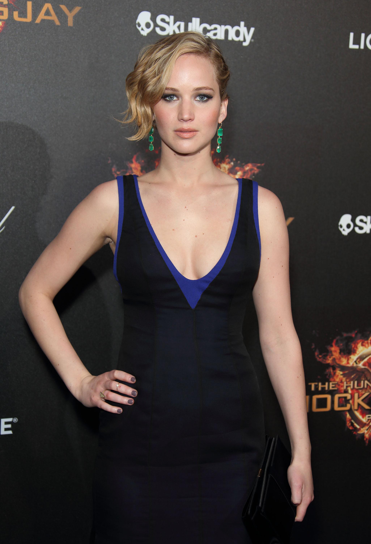 Kínos helyzetbe került Jennifer Lawrence