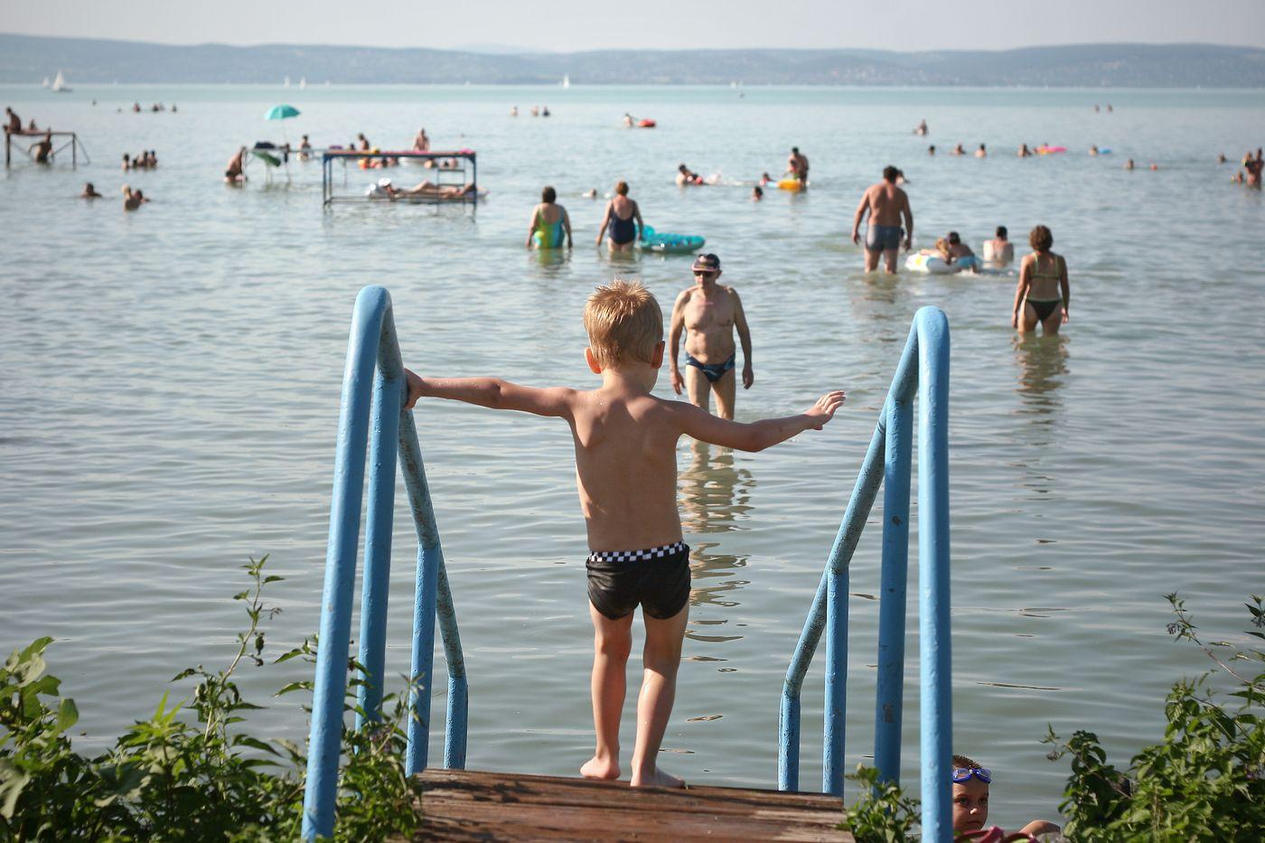Gyermekbarát strand a Balatonon – 1. rész