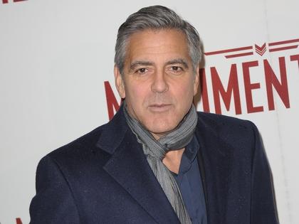 Részeg betörőt fogtak Gerorge Clooney házában