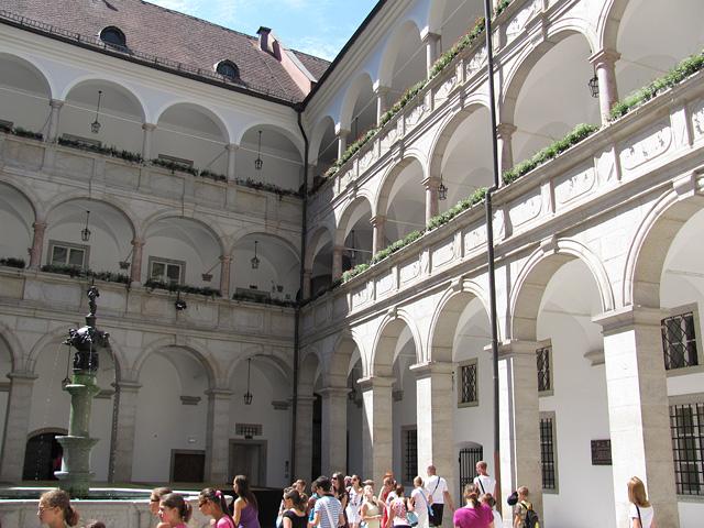 Az elfeledett osztrák város nyomában
