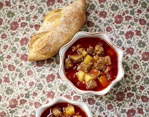 10 étel, a ma 39 éves Jamie Olivertől