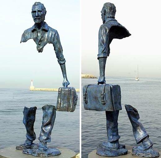 A legviccesebb szobrok a világban