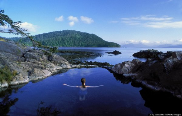 Kanada titkos szigete